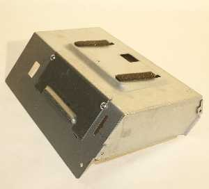 PART #: 50014096643 PANEL TOP ASSY CONTROL BOX Mounts OEM Touch-pad & covers PCB - OBSOLETE