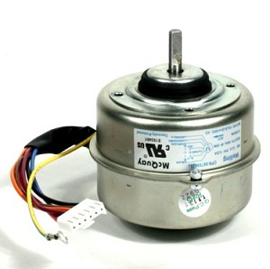 Daikin McQuay 667994203 - Shipped as 667994206 MOTOR 1175 RPM 265-277V .222FLA  *** Important: Before ordering See Special note in full description - Additional parts or modification may be required for prior fit of this motor in existing units ***