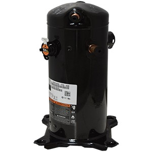 "Copeland ZPS51K5E-TFD-830 Scroll Compressor 2-Stage 4 Ton 52100 BTUH 460/60/3 R410A POE 7/8"" Suction 1/2"" Discharge Sweat/Stub Replaces ZPS51K5E-TFD-800 ZPS51K4E-TFD Daikin McQuay 910115785 300046968"