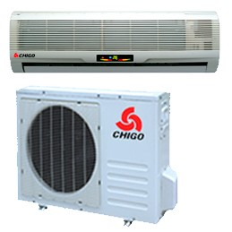 Chigo 9000 BTU Mini Split Heat Pump System