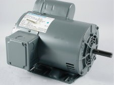 Daikin McQuay 092186210 MOTOR 1.5HP 115/230/60/1 C689 FR 56HZ,ODP,1800 RPM  ****CUSTOMER MUST CALL FOR PRICING AND AVAILABILITY.