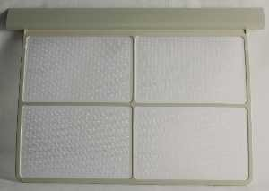 MCQUAY REMINGTON 300039359 FOR MODEL PTAC PTHP B & B+ SERIES Return Air Filter, 1ea 2 required per unit