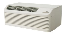 PTC153G50AXXX 14,000 BTU Packaged Terminal Air Conditioner with 5.0 kW Electric Heater, 30A,  R410A Refrigerant, 9.9 Energy Efficiency Ratio and DigiSmart Controls